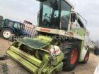 Claas Jaguar 820 Forage Harvester