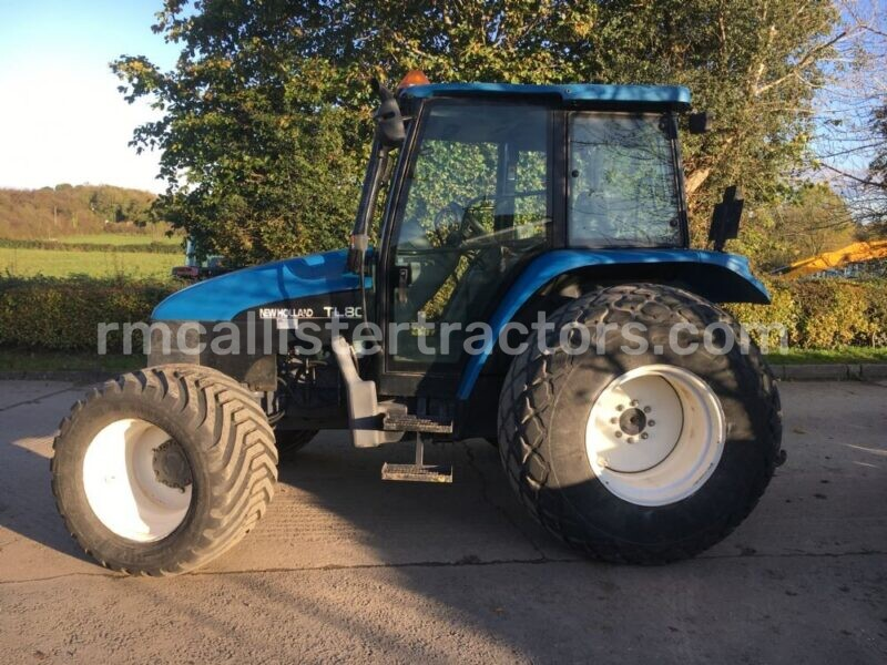 New Holland TL80 Tractor