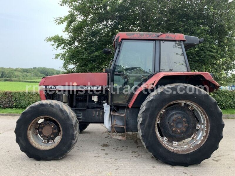 1997 Case 5140 Tractor