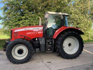 2006 Massey Ferguson 6485 Tractor