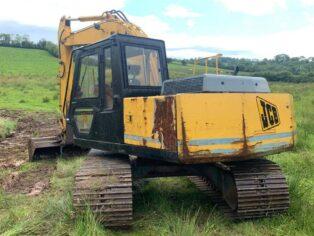 1995 JCB JS130 Excavator