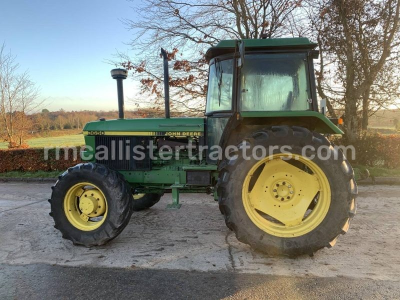 R McAllister Tractors Used Tractors, Plant and Machinery Northern Ireland